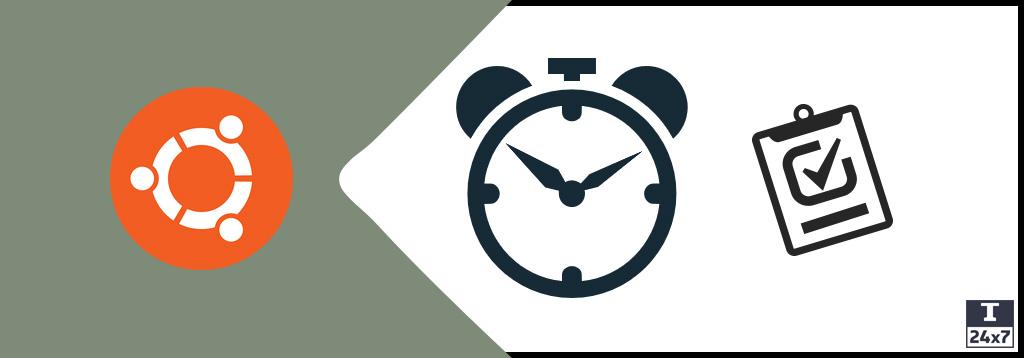 How To Schedule Tasks Or Cron Jobs Using Crontab On Ubuntu